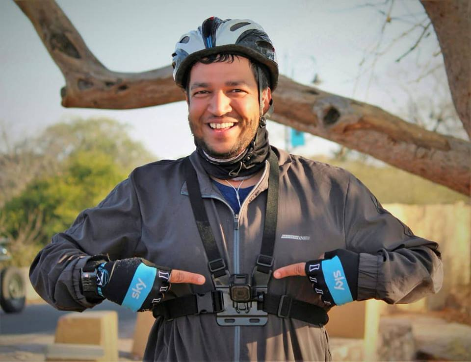 best action camera mount by Varun Tyagi