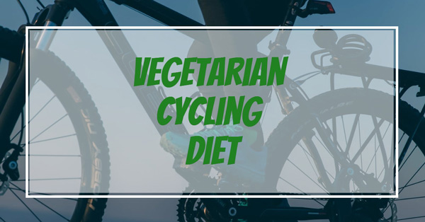 Vegetarian diet for cyclists