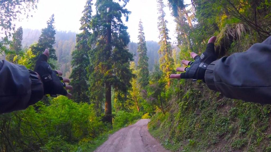 Bijli Mahadev Trek on Cycle!