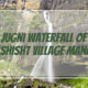Jugni waterfall of Vashisht village Manali
