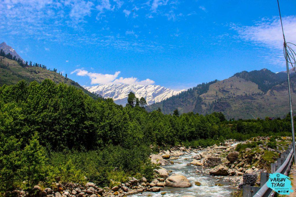 A view from Nehru Kund