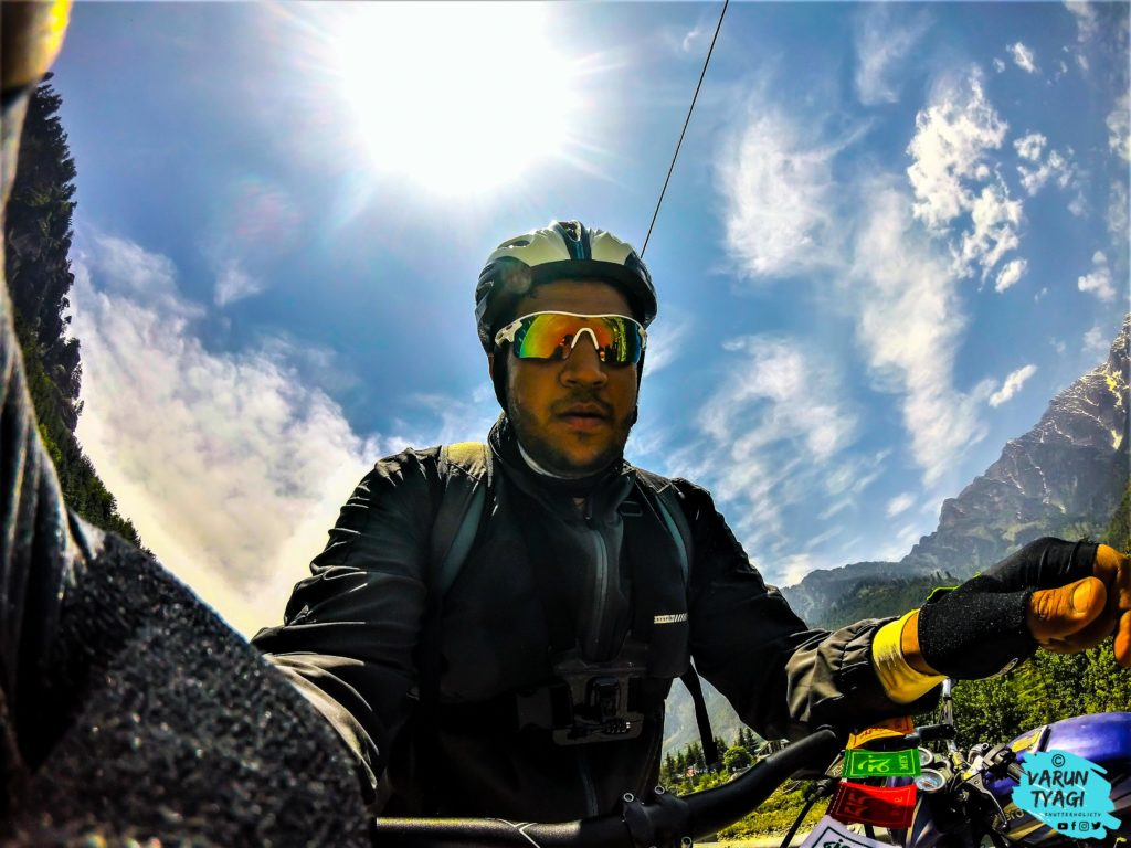 Solang Valley Cycle Ride