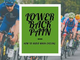 Avoid Lower Back Pain While Cycling