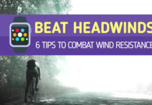 Fighting Headwinds While Cycling