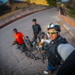 Amer fort In Pink City Jaipur On Cycle