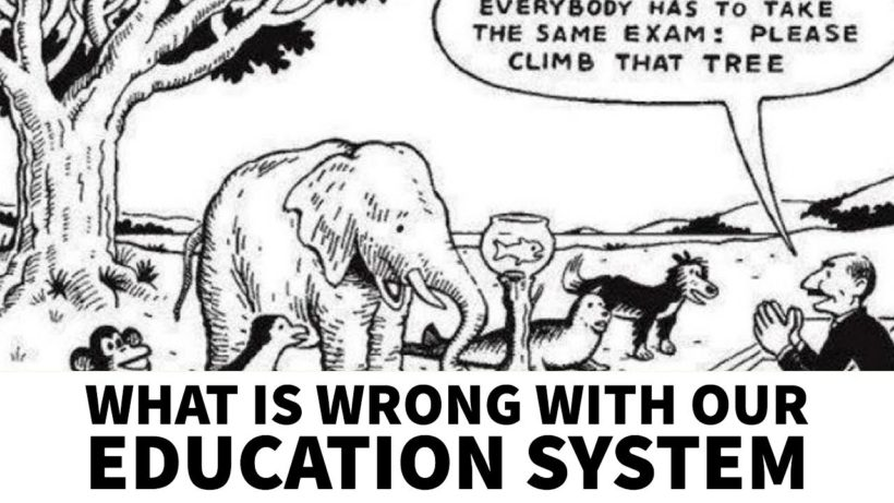 Problems with Indian Educational System