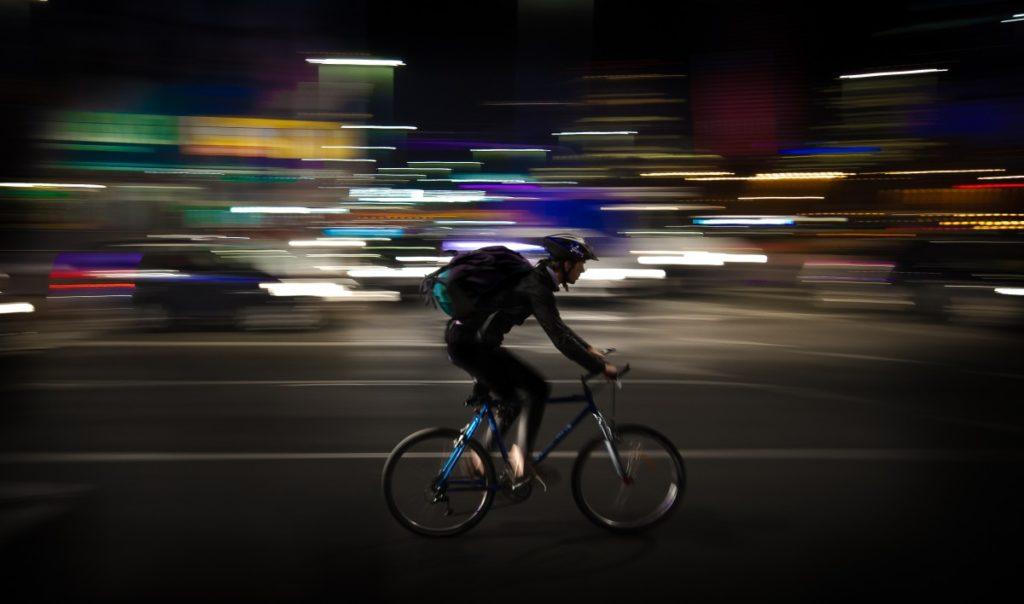 Cycling Night