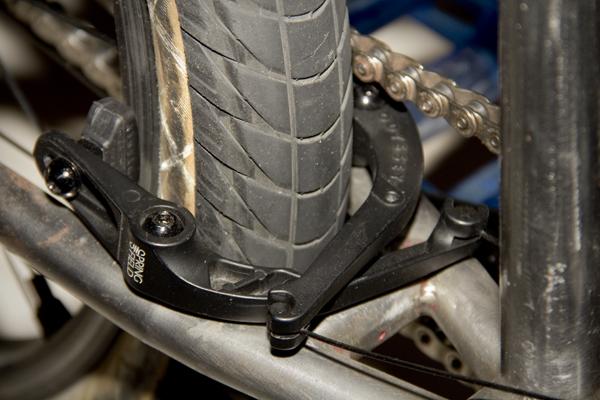 Bicycle Brakes Type