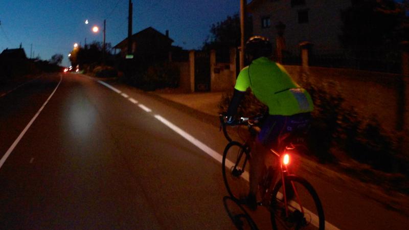 cycling nights