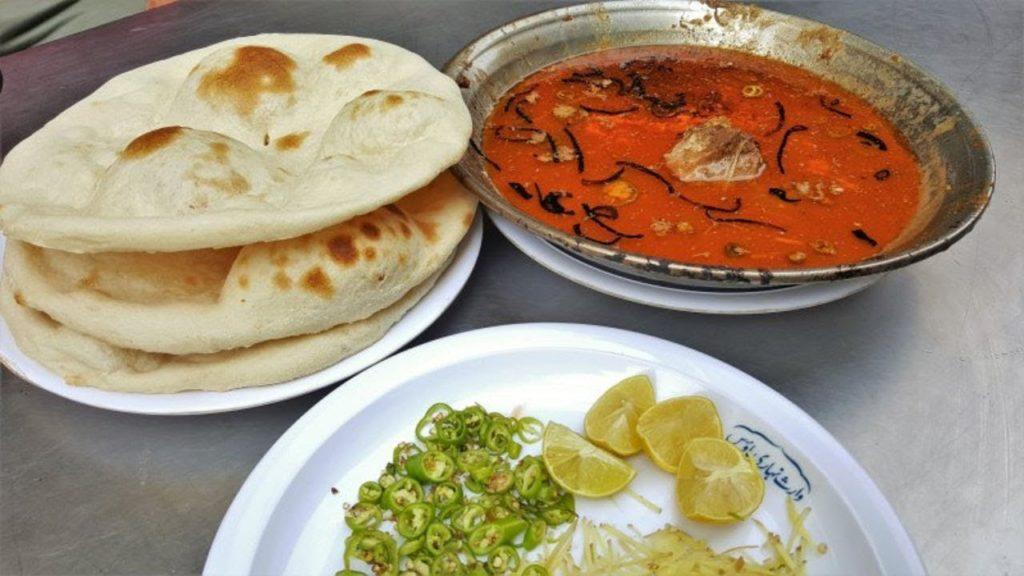 Nihari at Garib Nawaz Hotel Jaipur