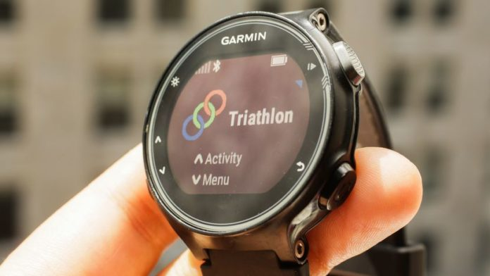 Triathlon Watch for athletes