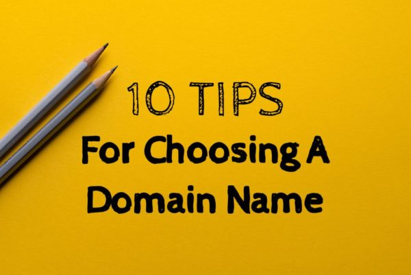 Choosing Domain Name - First Step in Setting up Your Blog