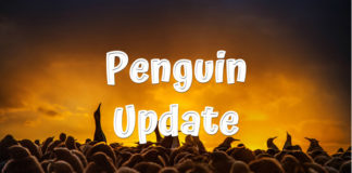 Penguin Update from google in 2012