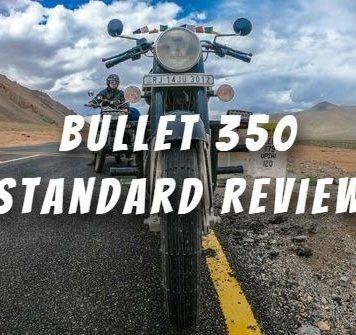 Royal Enfield Bullet 350 | Best flagship bike of Eicher Motors
