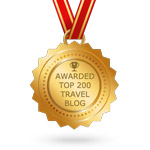 Awarded place in top 100 travel blogs of India