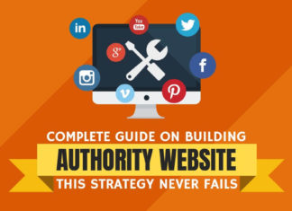Guide on building a website which stands out