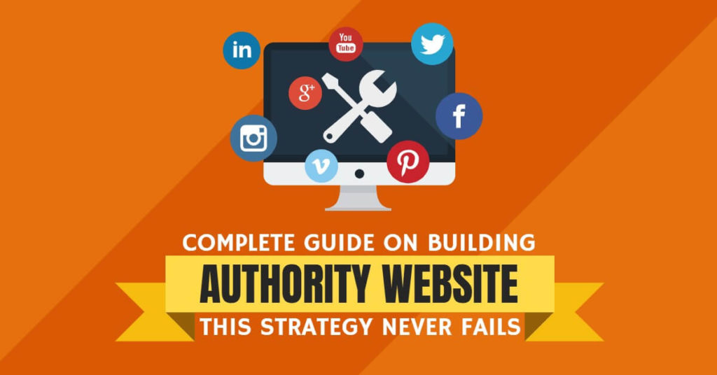 Website Authority Business Model