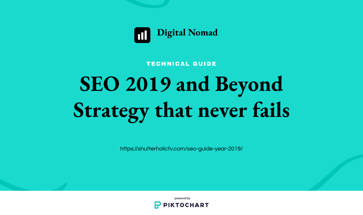 SEO Guide For the Year 2019 & Beyond