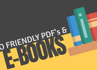 10 Tips to make SEO friendly E-Books & PDF's