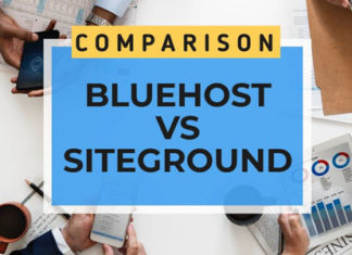 siteground vs bluehost: Which one is the best?