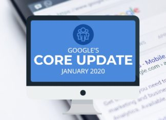 Google core update was rolled out in January 2020 | Google update in January 2020