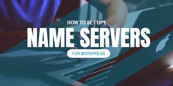 How to define domain name server
