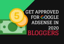 Google AdSense eligibility criteria for 2020