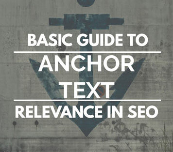 Guide for anchor text in WordPress website