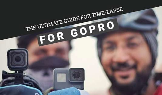 In this tutorial, we would discuss time wrap video, time-lapse video, time-lapse photo & night lapse photo.