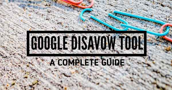 In this article, I will show you how to use the Google disavow tool efficiently to get rid of bad backlinks.