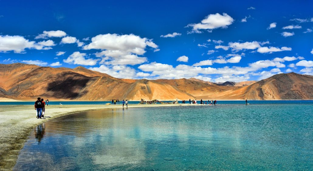 Pangong lake permit is very easy to get for both Indian and foreign tourists.