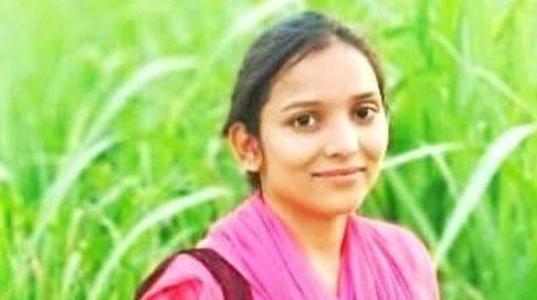 Manisha Valmiki   Hathras UP