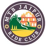 MTB ride club aka trail hunter group logo | MTB group in Jaipur