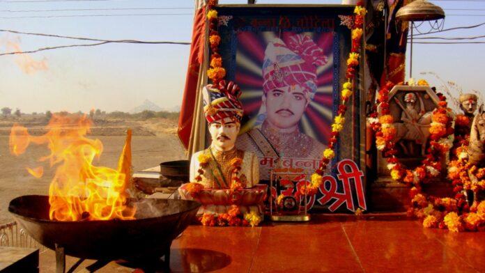 OM Banna Temple near pali Jodhpur