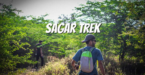 Sagar trek in Jaipur