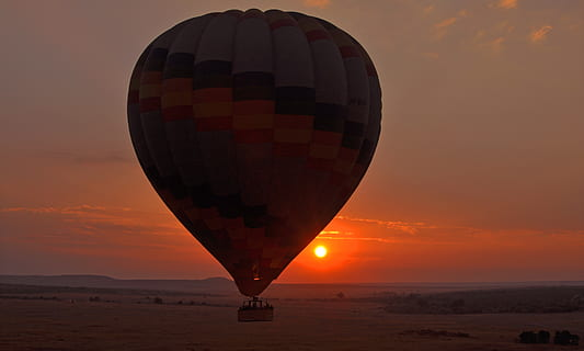 Hot air balloon safari in Jaipur to watch sunset is amazing