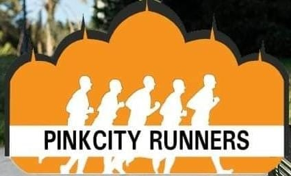 Pink city runners logo