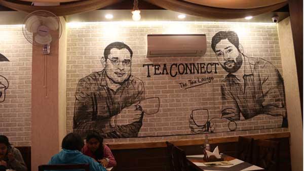 Tea connect in Jaipur