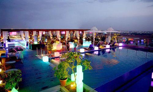 Colorbar in Jaipur in Raddison Hotel
