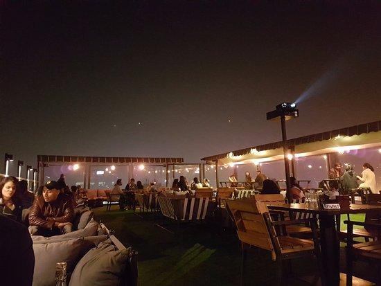 blackout bar in Jaipur